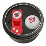 Team Golf Washington Nationals Switchfix Divot Tool & Golf Ball Set