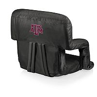 Picnic Time Texas A&M Aggies Ventura Portable Recliner Chair