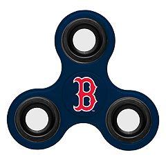 Boston Red Sox Diztracto Three-Way Fidget Spinner Toy