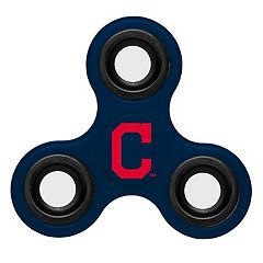 Cleveland Indians Diztracto Three-Way Fidget Spinner Toy