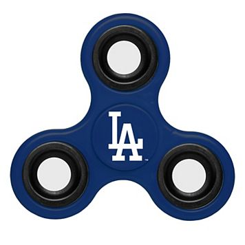 Los Angeles Dodgers Diztracto Three-Way Fidget Spinner Toy