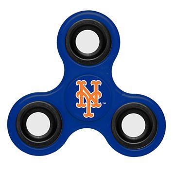 New York Mets Diztracto Three-Way Fidget Spinner Toy
