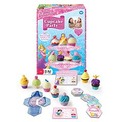 Disney Princess Enchanted Cupcake Party Game By Wonder Forge