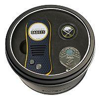 Team Golf Buffalo Sabres Switchfix Divot Tool, Cap Clip & Ball Marker Set
