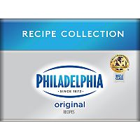 Publications International, Ltd. Philadelphia Cream Cheese Recipe Card Tin