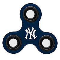 New York Yankees Diztracto Three-Way Fidget Spinner Toy