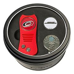 Team Golf Carolina Hurricanes Switchfix Divot Tool, Cap Clip & Ball Marker Set