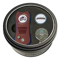 Team Golf Colorado Avalanche Switchfix Divot Tool, Cap Clip & Ball Marker Set