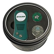 Team Golf Dallas Stars Switchfix Divot Tool, Cap Clip & Ball Marker Set