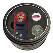 Team Golf Florida Panthers Switchfix Divot Tool, Cap Clip & Ball Marker Set