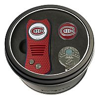 Team Golf Montreal Canadiens Switchfix Divot Tool, Cap Clip & Ball Marker Set