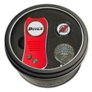 Team Golf New Jersey Devils Switchfix Divot Tool, Cap Clip & Ball Marker Set