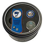 Team Golf New York Islanders Switchfix Divot Tool, Cap Clip & Ball Marker Set