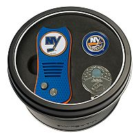 Team Golf New York Islanders Switchfix Divot Tool, Cap Clip & Ball Marker Set