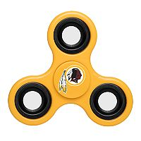 Washington Redskins Diztracto Three-Way Fidget Spinner Toy