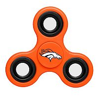 Denver Broncos Diztracto Three-Way Fidget Spinner Toy