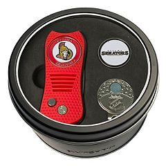 Team Golf Ottawa Senators Switchfix Divot Tool, Cap Clip & Ball Marker Set
