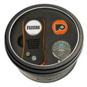 Team Golf Philadelphia Flyers Switchfix Divot Tool, Cap Clip & Ball Marker Set