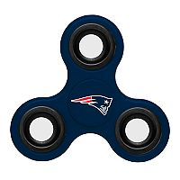 New England Patriots Diztracto Three-Way Fidget Spinner Toy