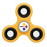 Pittsburgh Steelers Diztracto Three-Way Fidget Spinner Toy