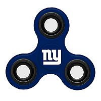 New York Giants Diztracto Three-Way Fidget Spinner Toy