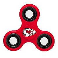 Kansas City Chiefs Diztracto Three-Way Fidget Spinner Toy