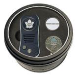 Team Golf Toronto Maple Leafs Switchfix Divot Tool, Cap Clip & Ball Marker Set