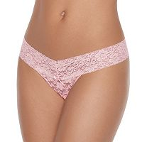 Apt. 9® Bridal Lace Thong Panty