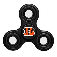 Cincinnati Bengals Diztracto Three-Way Fidget Spinner Toy