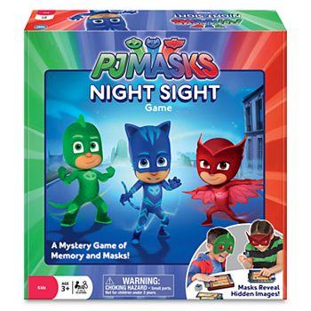 PJ Masks Night Sight Game by Wonder Forge