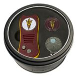 Team Golf Arizona State Sun Devils Switchfix Divot Tool, Cap Clip & Ball Marker Set
