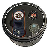 Team Golf Auburn Tigers Switchfix Divot Tool, Cap Clip & Ball Marker Set