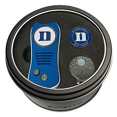 Team Golf Duke Blue Devils Switchfix Divot Tool, Cap Clip & Ball Marker Set