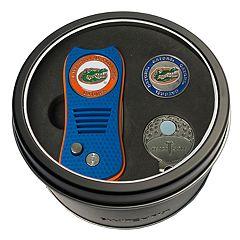 Team Golf Florida Gators Switchfix Divot Tool, Cap Clip & Ball Marker Set
