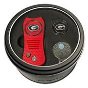 Team Golf Georgia Bulldogs Switchfix Divot Tool, Cap Clip & Ball Marker Set