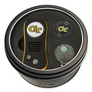 Team Golf Georgia Tech Yellow Jackets Switchfix Divot Tool, Cap Clip & Ball Marker Set