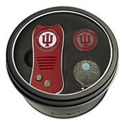 Team Golf Indiana Hoosiers Switchfix Divot Tool, Cap Clip & Ball Marker Set