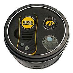 Team Golf Iowa Hawkeyes Switchfix Divot Tool, Cap Clip & Ball Marker Set