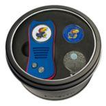 Team Golf Kansas Jayhawks Switchfix Divot Tool, Cap Clip & Ball Marker Set