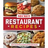 Publications International, Ltd. Secret Restaurant Recipes Book