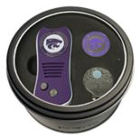 Team Golf Kansas State Wildcats Switchfix Divot Tool, Cap Clip & Ball Marker Set