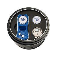 Team Golf Kentucky Wildcats Switchfix Divot Tool, Cap Clip & Ball Marker Set