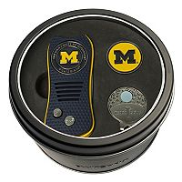 Team Golf Michigan Wolverines Switchfix Divot Tool, Cap Clip & Ball Marker Set