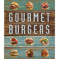 Publications International, Ltd. Gourmet Burgers Recipe Book