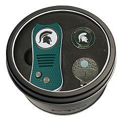 Team Golf Michigan State Spartans Switchfix Divot Tool, Cap Clip & Ball Marker Set