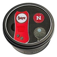 Team Golf Nebraska Cornhuskers Switchfix Divot Tool, Cap Clip & Ball Marker Set