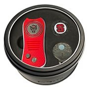Team Golf North Carolina State Wolfpack Switchfix Divot Tool, Cap Clip & Ball Marker Set