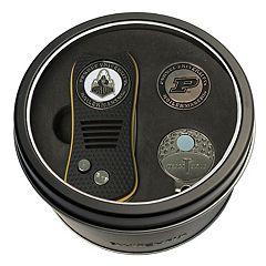 Team Golf Purdue Boilermakers Switchfix Divot Tool, Cap Clip & Ball Marker Set
