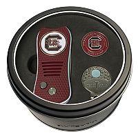 Team Golf South Carolina Gamecocks Switchfix Divot Tool, Cap Clip & Ball Marker Set