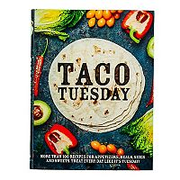 Publications International, Ltd. Taco Tuesday Recipe Book